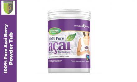 Vos jus pour maigrir grâce au 100% Pure Acai Berry Powder Tub