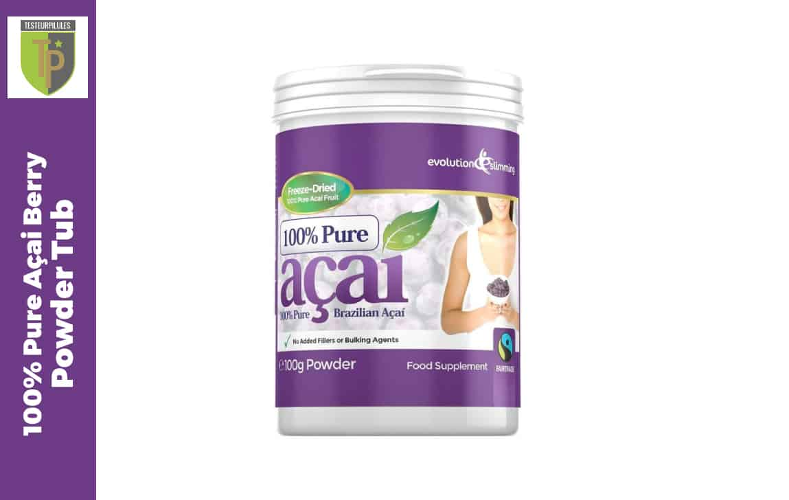 100%-Pure-Acai-Berry-Powder-Tub-Avis-et-Test