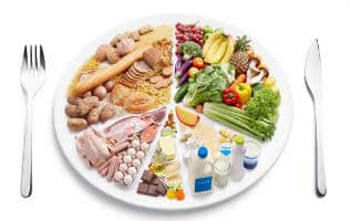 Alimentation equilbree