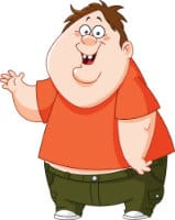 Enfant obese