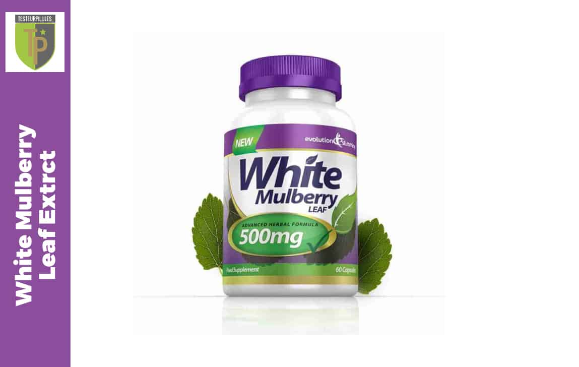 White Mulberry Leaf Extract, pour maigrir en contrôlant votre glycémie