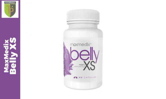Belly XS, 13 ingrédients minceur pour maigrir du ventre