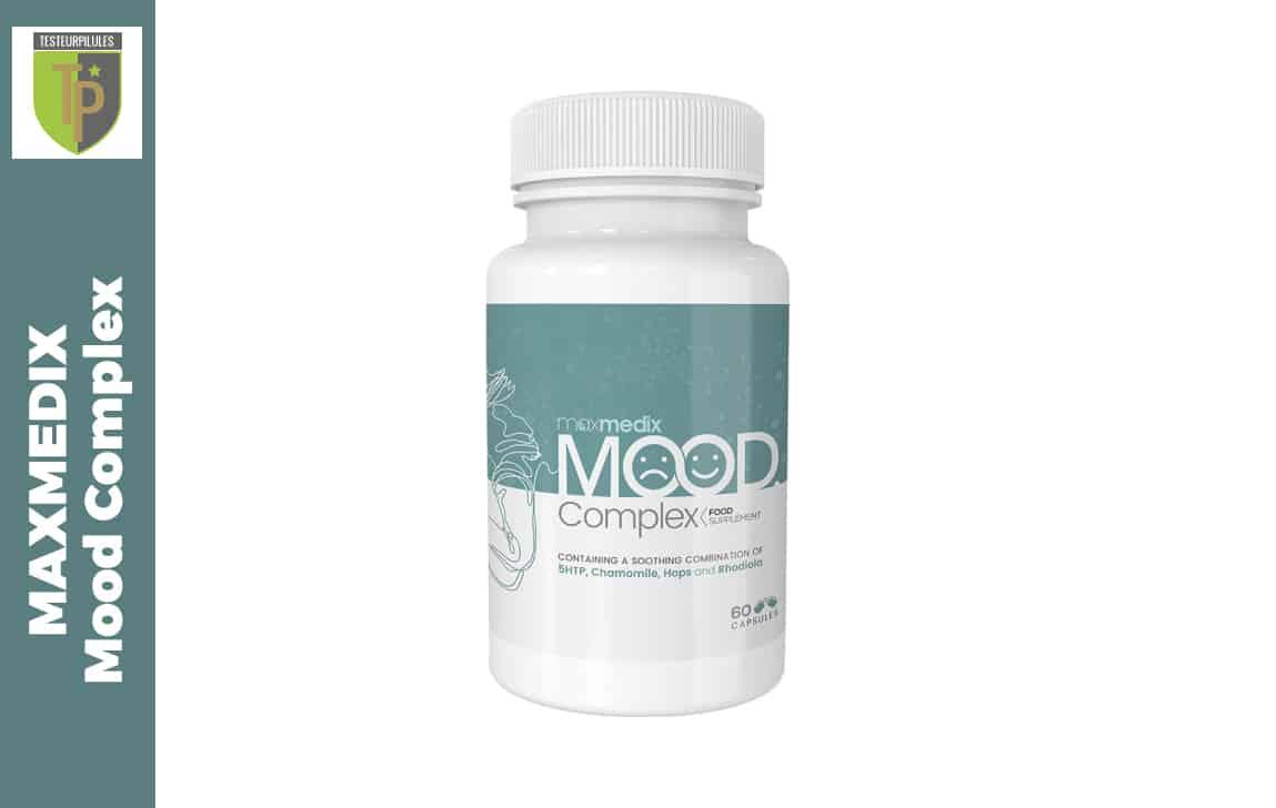 MaxMedix Mood Complex, pour mincir dans la bonne humeur