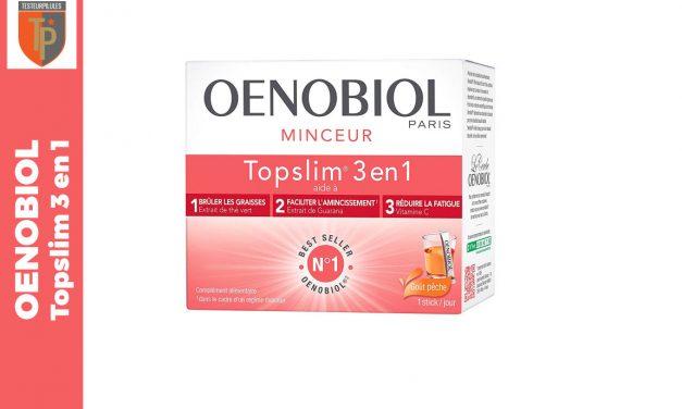 Oenobiol Top Slim 3 en 1, un complément minceur en stick