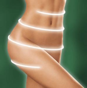 Somatoline cosmetic ventre hanches femme
