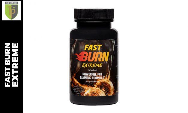 Fast Burn Extreme, un brûleur de graisse rapide destiné aux athlètes
