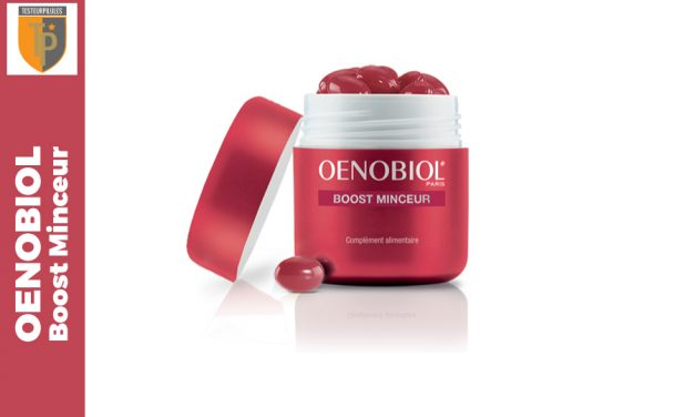 Oenobiol Boost minceur, du wakamé pour brûler jusqu'à 400 kcal par jour