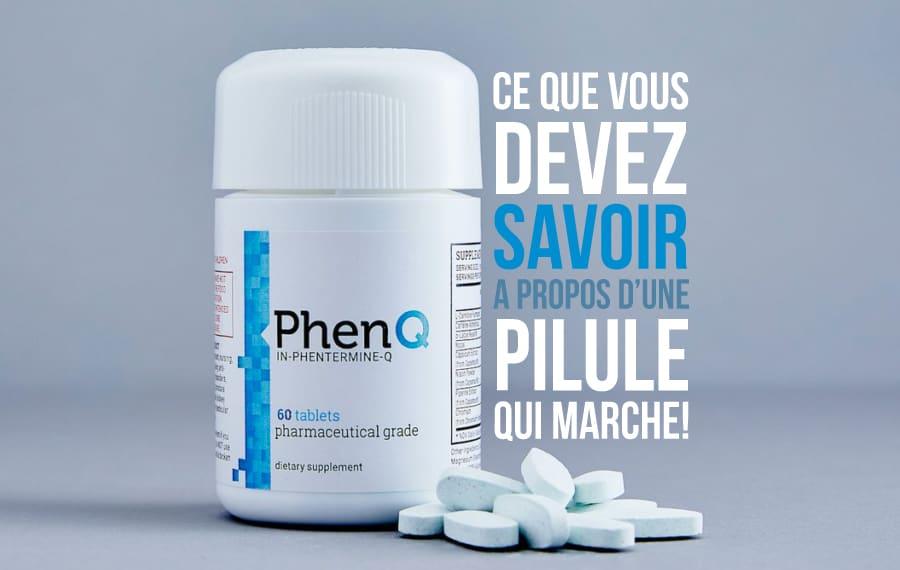 Enquête PhenQ : complément et avis TP sur cette pilule qui marche