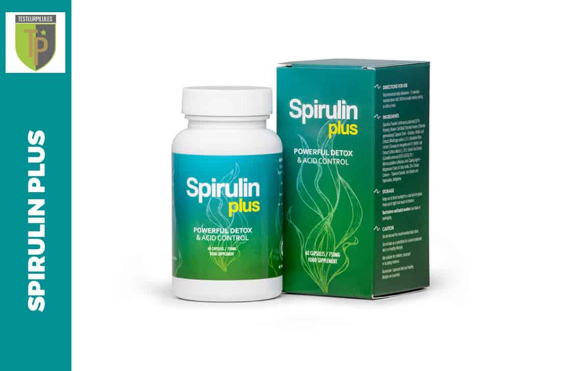 Spirulin Plus Avis et Test