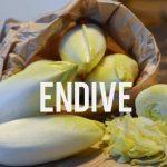 Endive pour maigrir, le légume salade aux calories négatives