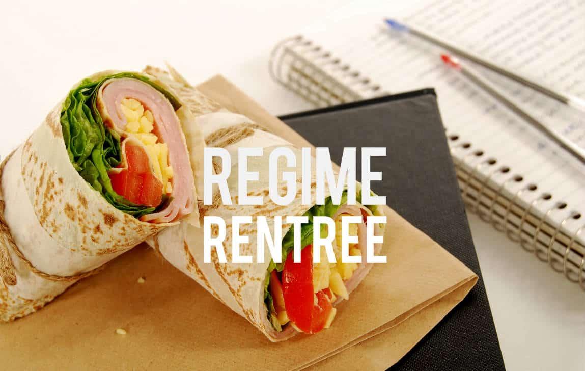 Regime Rentree