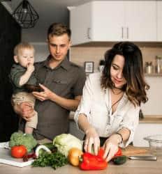 Reussir une cure minceur en famille