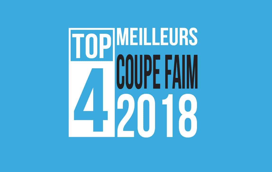 Meilleurs coupe faim 2018 : Notre sélection Top 4