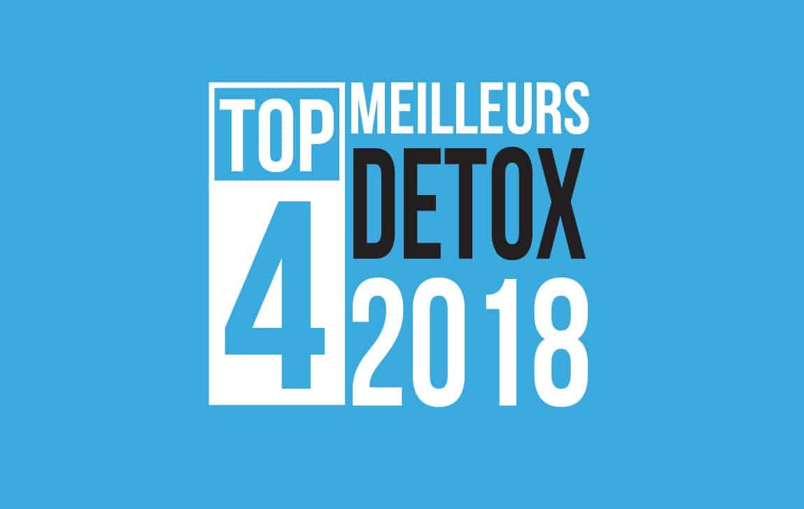 Meilleurs Detox 2018