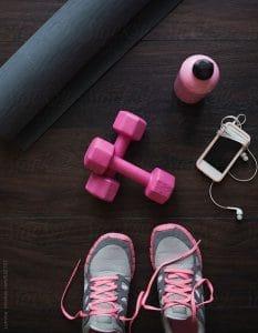 Régime rentrée activité physique