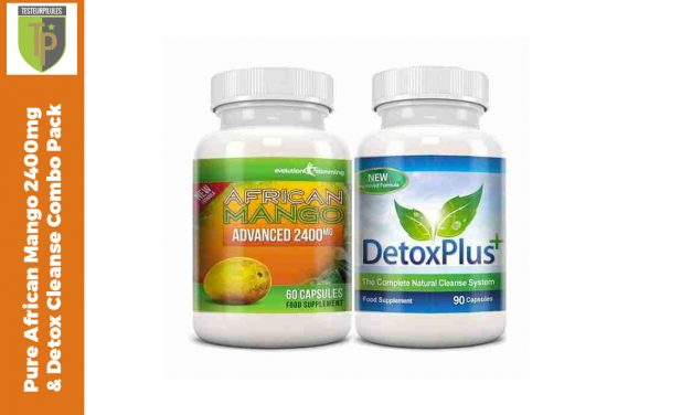 Pure African Mango 2400mg & Detox Cleanse Combo Pack