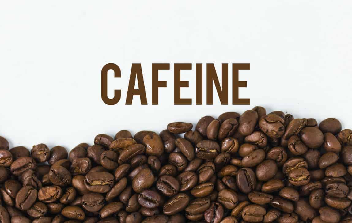 caféine pour maigrir