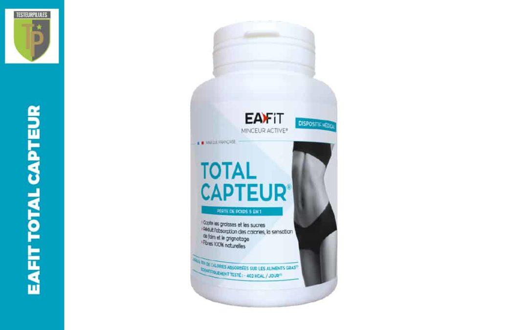 Eafit Total Capteur : un capteur de graisse à la carotte