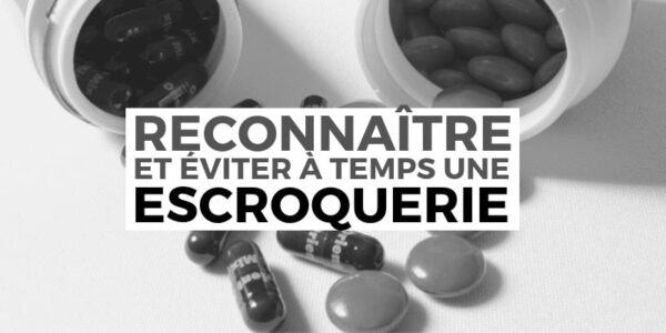 Pilule Minceur Arnaque